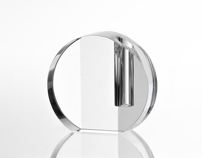 オプティカル 一輪挿(大) | カガミクリスタル
