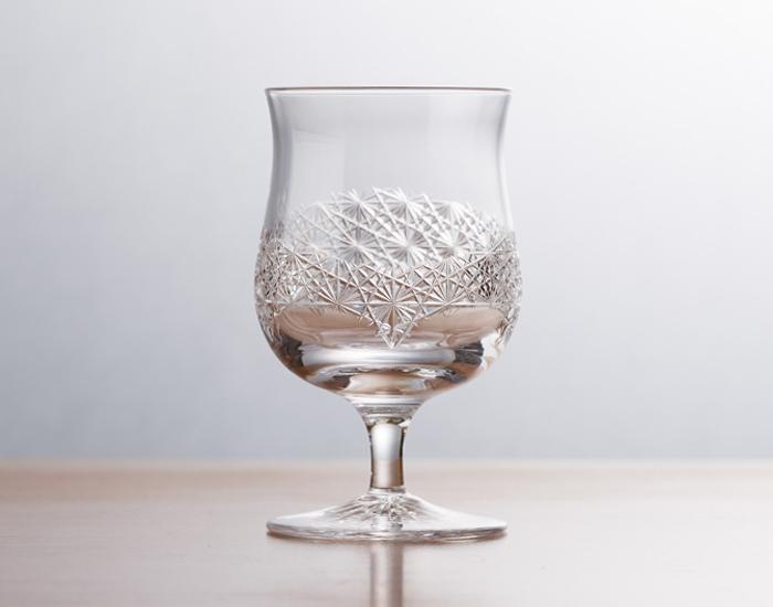 江戸切子 冷酒杯<和乃美> -梅-